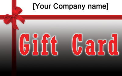 The XBC Loyalty Gift Card Overview – Sample Gift Card